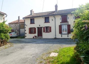 Thumbnail 2 bed property for sale in Lathus-St-Remy, Vienne, France