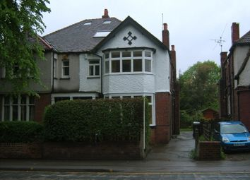 Thumbnail 5 bedroom semi-detached house to rent in Otley Road, Headingley, Leeds