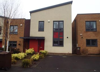 Thumbnail 3 bedroom end terrace house for sale in Masons Way, Olton, Solihull, West Midlands