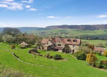 Thumbnail 5 bed detached house for sale in Great Fryupdale, Lealholm, Whitby
