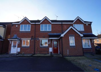 Thumbnail 2 bed town house for sale in Dehavilland Close, Nuneaton