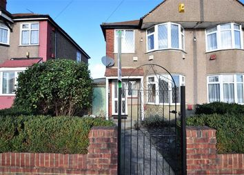 Thumbnail 3 bed end terrace house to rent in East Rochester Way, Sidcup, Kent