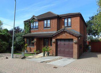 Thumbnail 4 bed detached house for sale in Llys Y Pinwydd, Gelli Road, Llanelli