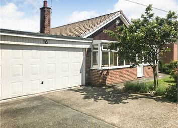 Thumbnail 3 bed detached bungalow for sale in Kendal Avenue, North Shields, Tyne And Wear