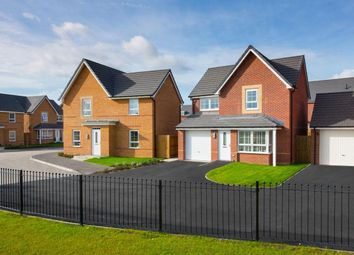 """Thumbnail 3 bedroom end terrace house for sale in """"Morpeth"""" at Dearne Hall Road, Barugh Green, Barnsley"""