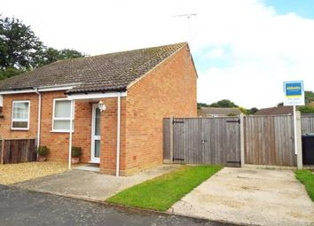 Thumbnail 1 bed semi-detached house for sale in Heacham, King's Lynn, Norfolk