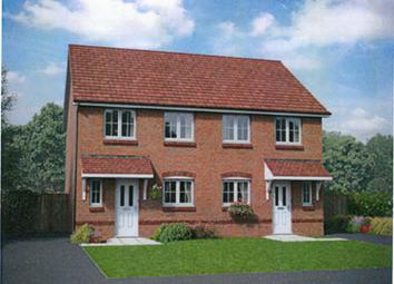Thumbnail 3 bed semi-detached house to rent in Llys Cadfan, Oakenholt, Flintshire