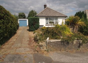 Thumbnail 2 bed detached bungalow for sale in Monkton Crescent, Poole