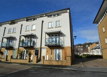 Thumbnail 5 bed town house for sale in Lockside, Port Marine, Portishead