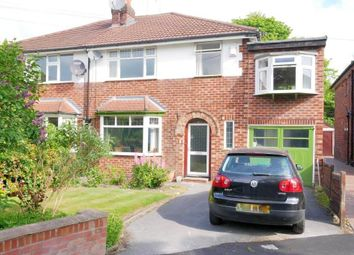 Thumbnail 5 bed semi-detached house for sale in The Paddocks, Davenport, Stockport