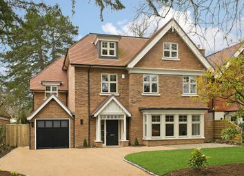Thumbnail 5 bed property for sale in Langley Avenue, Southborough, Surbiton