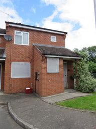 Thumbnail 2 bed semi-detached house for sale in Basant Close, Warwick