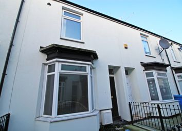 Thumbnail 2 bed terraced house for sale in Thirlmere Avenue, Wellsted Street, Hull