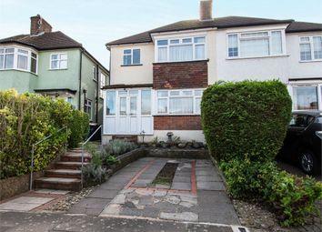 Thumbnail 3 bed semi-detached house for sale in Dalmeny Road, New Barnet, Barnet, Hertfordshire