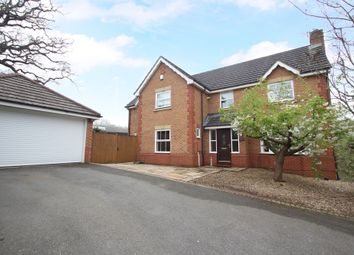 Thumbnail 5 bed detached house for sale in Ashfield Avenue, Bannerbrook, Coventry