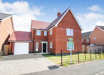 4 bed detached house for sale in Lansdowne Drive, Poringland, Norwich NR14