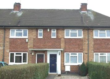 Thumbnail 2 bed terraced house for sale in Mayfield Road, Chaddesden, Derby