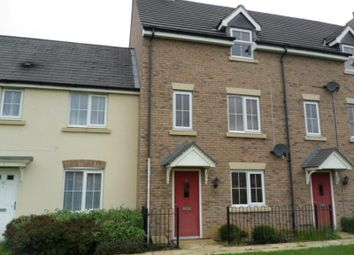 Thumbnail 3 bedroom town house to rent in Badger Lane, Bourne