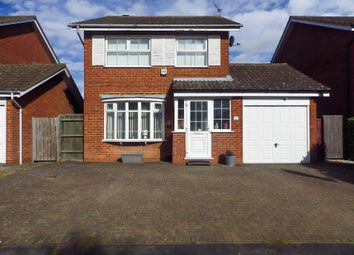 Thumbnail 3 bed detached house to rent in Hazlehurst Drive, Aylesbury, Buckinghamshire