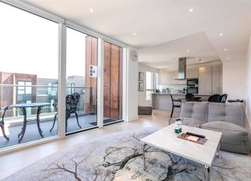 Thumbnail 3 bedroom flat to rent in Rochester Place, London