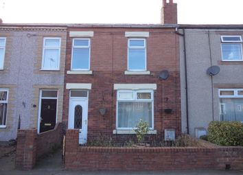 Thumbnail 2 bed terraced house to rent in Milburn Terrace, Stakeford, Choppington