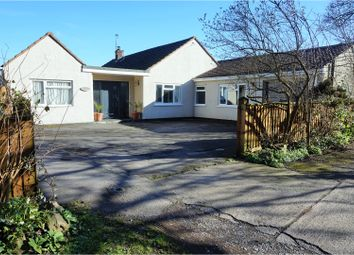 Thumbnail 5 bed detached bungalow for sale in Mill Leg, Congresbury