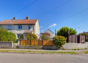 Thumbnail 2 bed semi-detached house for sale in St. Martins Terrace, Camborne