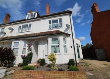 Thumbnail 3 bed terraced house for sale in Park Road, Aldershot