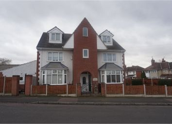 Thumbnail 6 bed detached house for sale in Cardinals Walk, Leicester