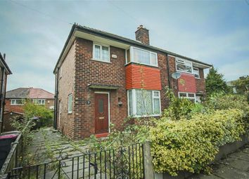 Thumbnail 3 bedroom semi-detached house for sale in Gorsefield Drive, Swinton, Manchester