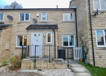 Thumbnail 3 bed terraced house for sale in New Stead Rise, East Morton, Keighley