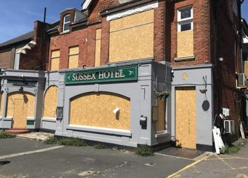 Leisure/hospitality to let in 92 London Road, Bexhill On Sea TN39