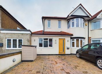 Bempton Drive, Ruislip, Middlesex HA4. 3 bed end terrace house for sale