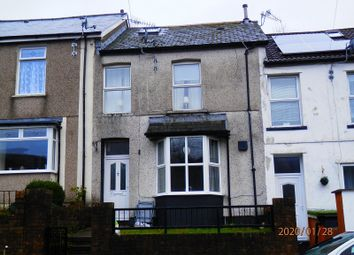 Thumbnail 2 bed terraced house to rent in St. Albans Road, Tynewydd, Rhondda Cynon Taff.