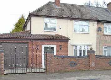Thumbnail 3 bed semi-detached house for sale in Crosgrove Road, Anfield, Liverpool