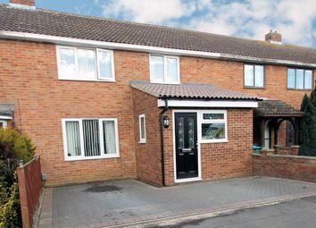 Thumbnail 3 bed terraced house for sale in Meadowcroft, Aylesbury, Buckinghamshire