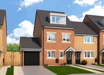 """Thumbnail 3 bed property for sale in """"The Sycamore At Sheraton Park"""" at Main Road, Dinnington, Newcastle Upon Tyne"""