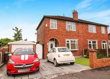 Thumbnail 3 bedroom semi-detached house for sale in Orville Drive, Burnage, Manchester