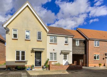 Thumbnail 3 bed semi-detached house for sale in Wagtail Drive, Bury St. Edmunds