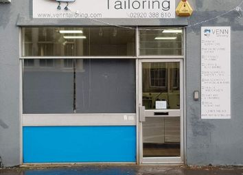 Thumbnail Retail premises for sale in 14 Llandaff Road, Cardiff