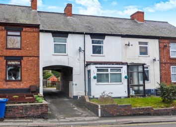 Thumbnail 4 bed terraced house for sale in Watling Street, Wilnecote, Tamworth