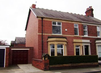 Thumbnail 4 bed semi-detached house for sale in Bede Burn Road, Jarrow