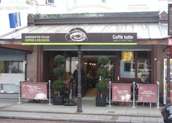 Thumbnail Restaurant/cafe for sale in Torbay Road, Paignton
