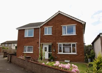 Thumbnail 4 bed property for sale in Highmoor Park, Wigton