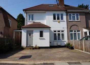 Thumbnail 4 bed semi-detached house for sale in Walden Avenue, Chislehurst
