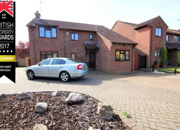 Thumbnail 4 bed detached house for sale in Ashworths, Ashingdon, Essex