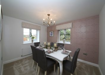 Thumbnail 4 bedroom detached house for sale in Normanton Road, Packington