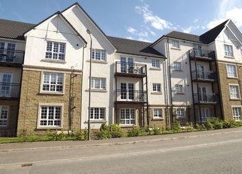 Thumbnail 2 bedroom flat to rent in Flat 4, 5 Crown Crescent, Larbert