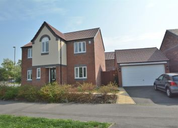 Thumbnail 4 bedroom detached house for sale in Pennyfields Boulevard, Long Eaton, Nottingham