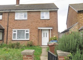 Thumbnail 3 bed semi-detached house for sale in Longhouse Road, Chadwell St Mary